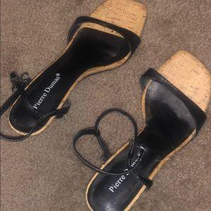 Pierre Dumas strappy heels size 7